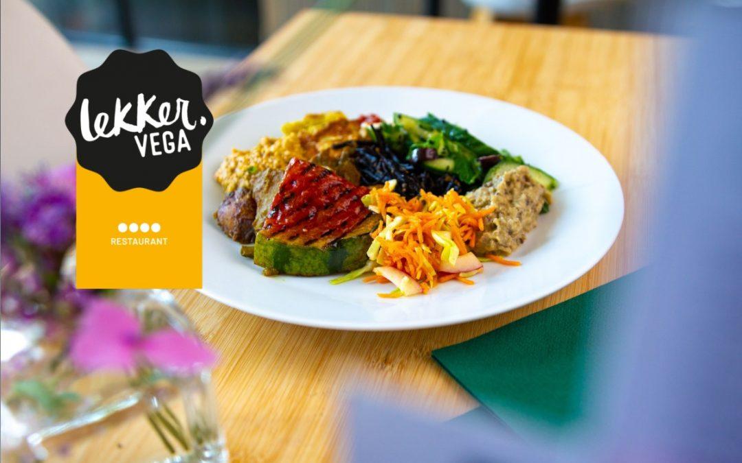 Recensie 'gouden' LEKKER VEGA restaurant LOFF Breda