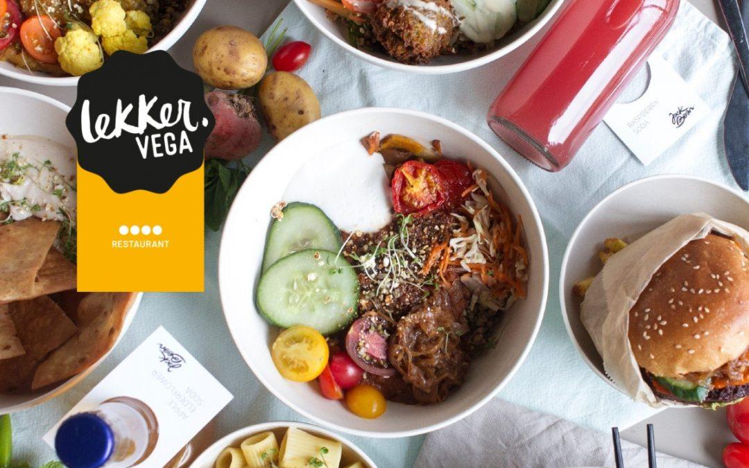 Recensie 'gouden' LEKKER VEGA restaurant Jack Bean