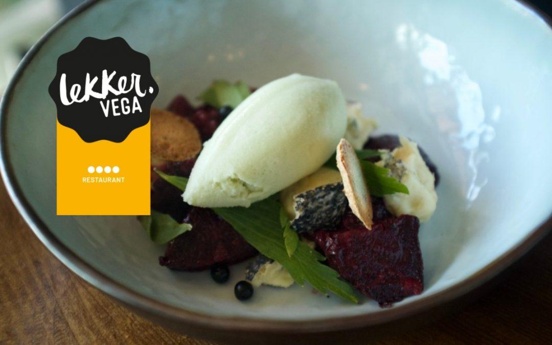 Recensie 'gouden' LEKKER VEGA restaurant BROEI Utrecht