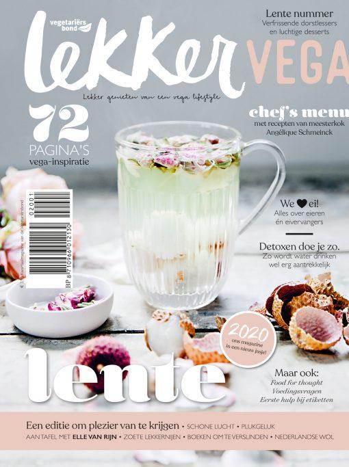 Lekker Vega Magazine als Pdf te koop