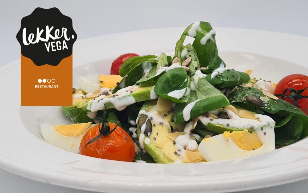 LEKKER VEGA Restaurant Heeren van Oranje