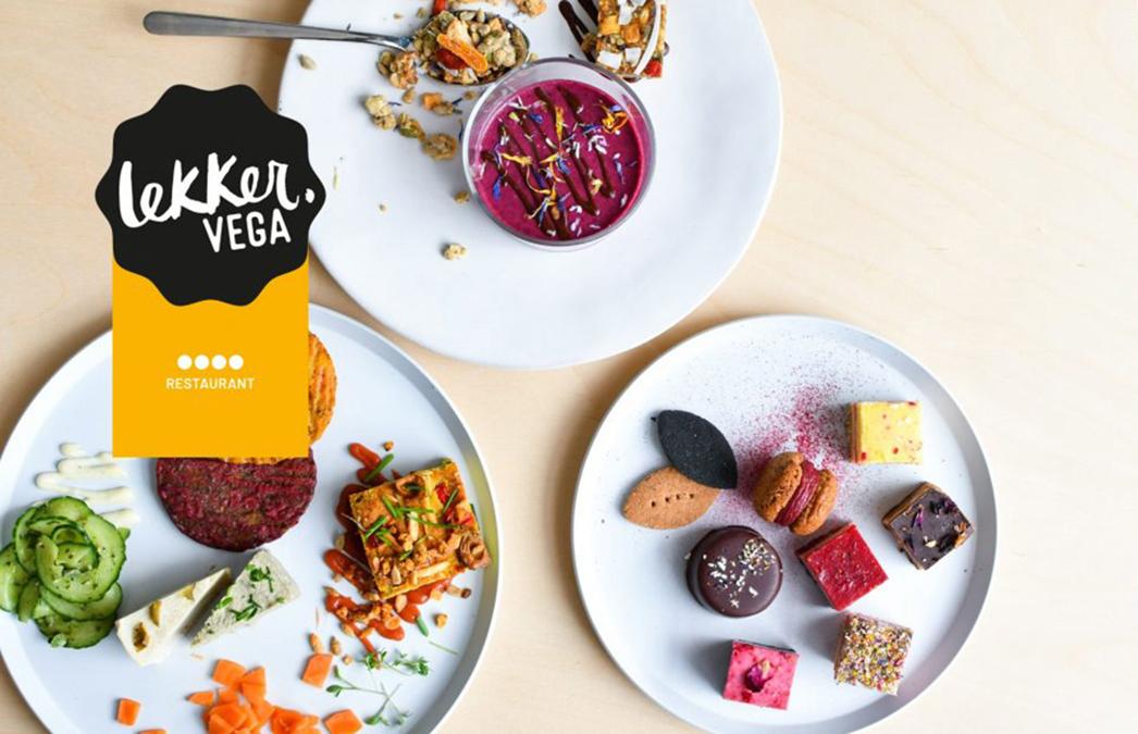 Recensie 'gouden' LEKKER VEGA store/bakery Sharp Sharp Rotterdam