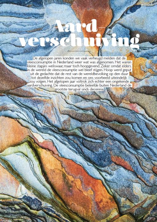 lekker vega magazine herfst