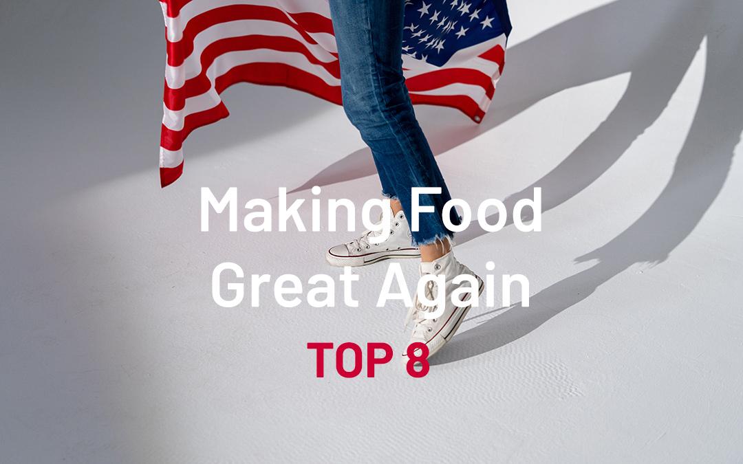 8x lekker vegan Amerikaans recep