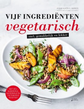 5 Ingrediënten Vegetarisch