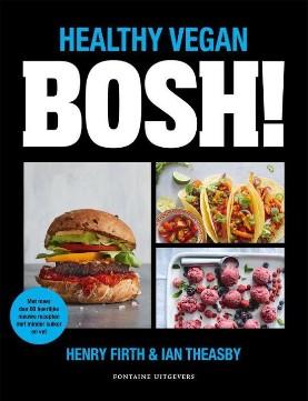 Healthy vegan Bosh!