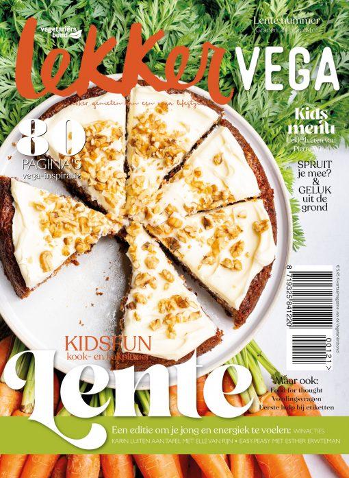 Lekker Vega Magazine Lente