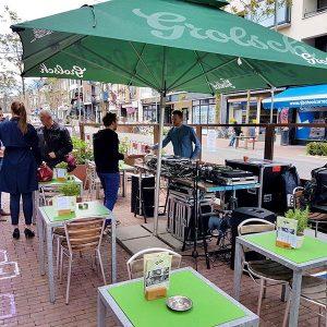 Cafe de Plak Lekker Vega Restaurant in Nijmegen