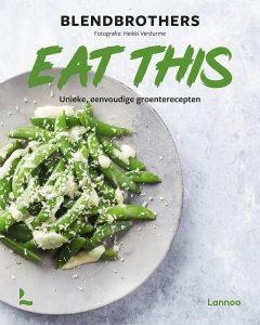 Cover van kookboek Eat This vega recepten