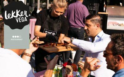 SUGO Pizza   Rotterdam   Locatie Aert van Nesstraat