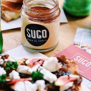 SUGO vega restaurant Utrecht voor vegan pizza's