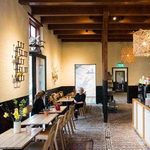 Veldkeuken is Lekker Vega Restaurant