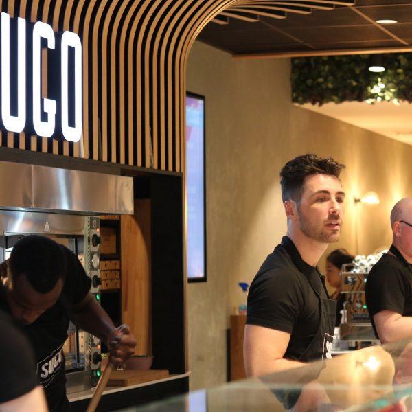SUGO vega restaurant Rotterdam voor vegan pizza's