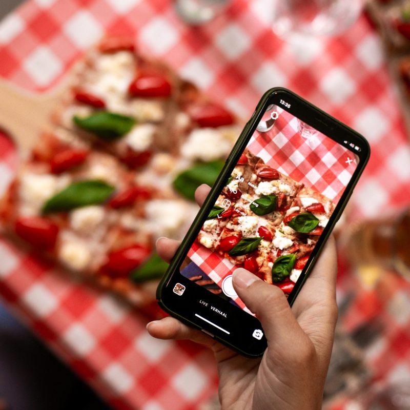 SUGO vega restaurant voor vegan pizza's